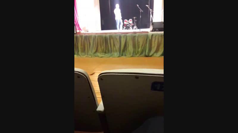 Саша Черныш - Live
