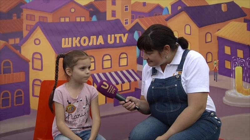 Дети наше будущее Интервью №89