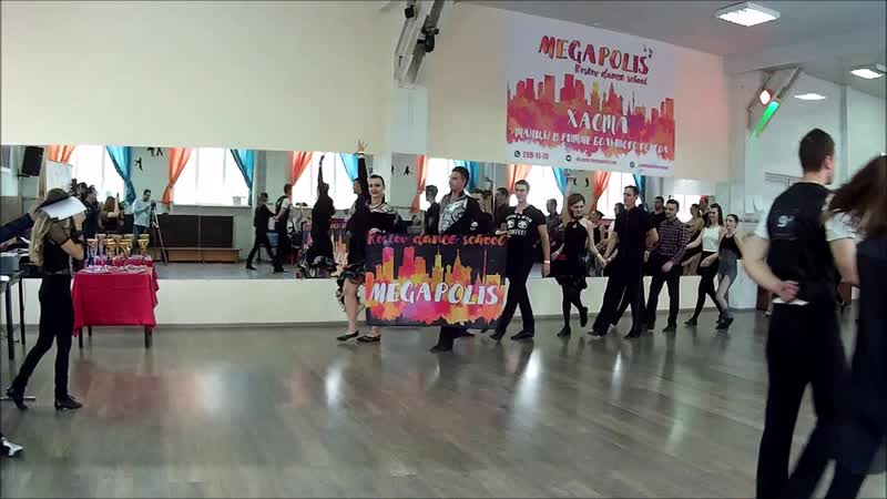 17.11.2018 | ОГНИ РОСТОВА. Парад участников
