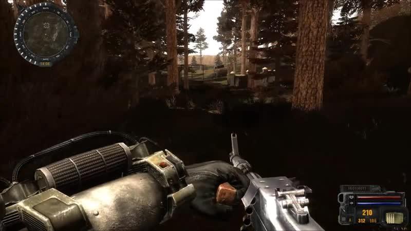 Сталкер Sigerous Mod 2 2 COP SGM 2 2 32 Прогулка в Рыжий лес 720p