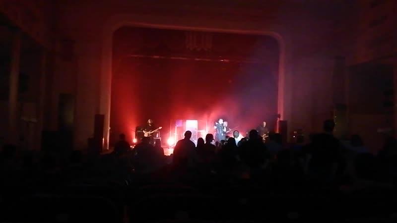 КняZz - Мертвый Анархист (концерт в Новороссийске)