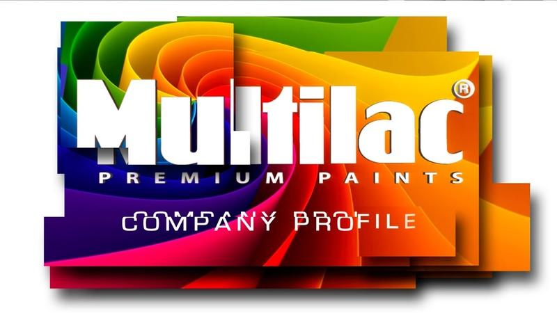 MULTILAC PAINTS - COMPANY PROFILE - 2016