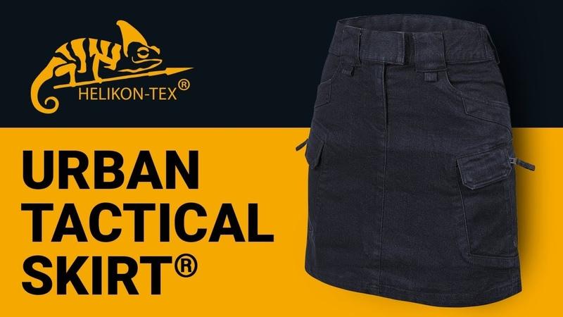 Helikon-Tex - UTL Skirt® (Urban Tactical Skirt®) - Denim