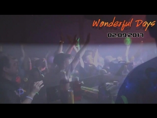 Wonderful Days - The 90s Rave  Happy Hardcore Party