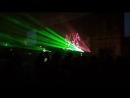 Казачья станица Москва - лазерное шоу