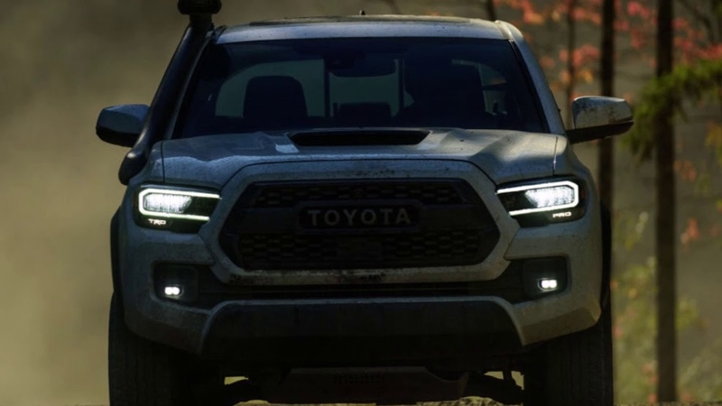 2020 Toyota TRD Pro Sequoia and Lineup