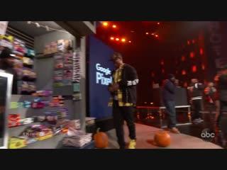 Wu-Tang Clan - Protect Ya Neck [Jimmy Kimmel Live 2018]