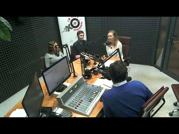 Ассоциация молодых профессионалов на радио Эхо Москвы Ярославль