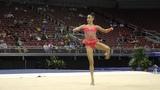 Gabrielle Lowenstein - Clubs (AA Finals) - 2014 USA Gymnastics Championships