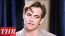 Chris Pine Talks Full Frontal Nudity in 'Outlaw King' | TIFF 2018