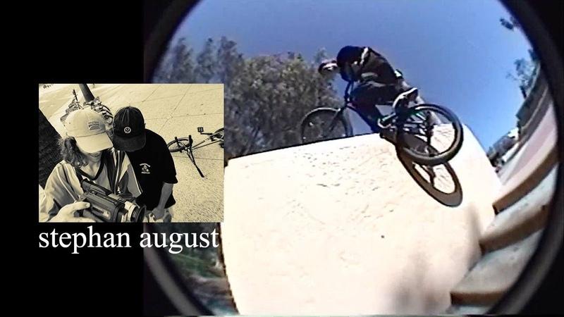 Stephan August - Welcome insidebmx