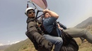 Мой первый полет на параплане в Покхаре, Непал