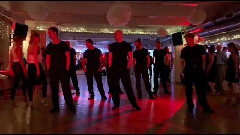 Tangomagia.ru - уроки танго выступление шоу-группы milonga Brava!