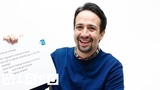 Lin-Manuel Miranda Answers the Web's Most Searched Questions WIRED