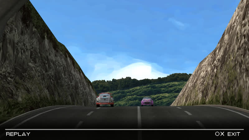 Ridge Racer 2 PSP Ne Plus Ultra Danver Hijack
