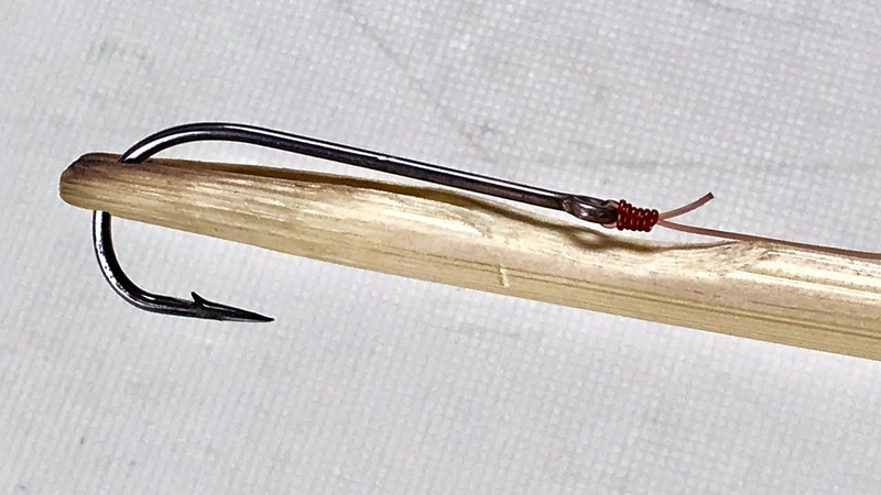 How to Make Uni Knot Tool From Bamboo - Fishing Hacks