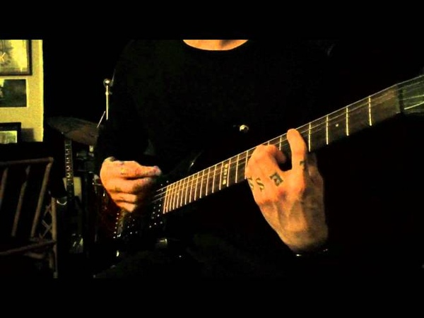 Guitar Cover for Anorexia Nervosa Châtiment de la rose