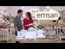 Реклама Emsan Murat Yıldırım ve Imane Elbani