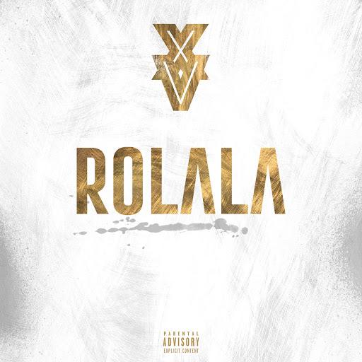 XV альбом Rolala