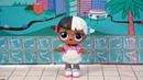 Сюрприз для кукол ЛОЛ. Строим дом L.O.L. Surprise! House . 4 серия.
