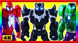 Kids Learn Colors with Play Doh Toys PJ MASKS Toys Hulk iron man Spiderman Toys