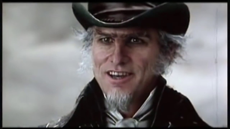 Jim Carrey Improvising as Count Olaf