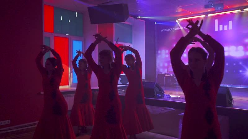 Sevillanas концерт от 28.10.2018 арт-лаборатория Волна