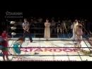 Hanan, Saki Kashima Tam Nakano vs. JAN (Jungle Kyona, Natsuko Tora Ruaka)