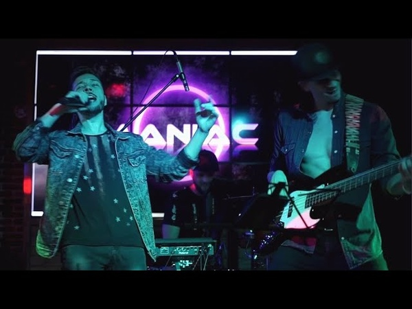 DNCE - Cake By The Ocean (Maniac Live Cover)