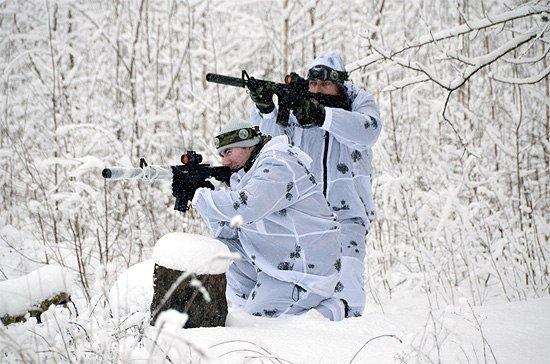 Советы для игры в открытый лазертаг зимой
