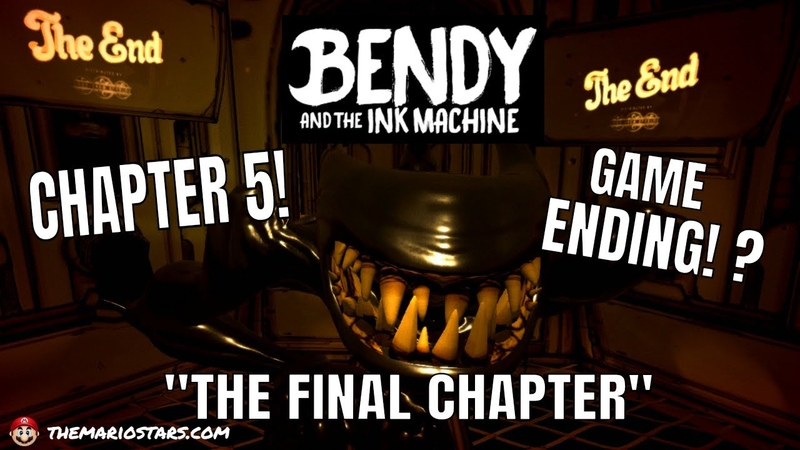 BENDY AND THE INK MACHINE - Chapter 5 The Final Chapter BATIM