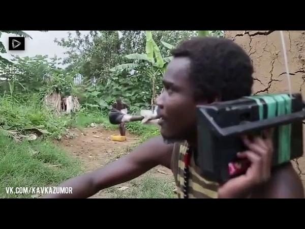 Танец ди лай лай (Африка)