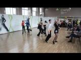 Летний кубок Новосибирска 2018, ДнД Maim+Star, 12 финала, заход 2 танец 1