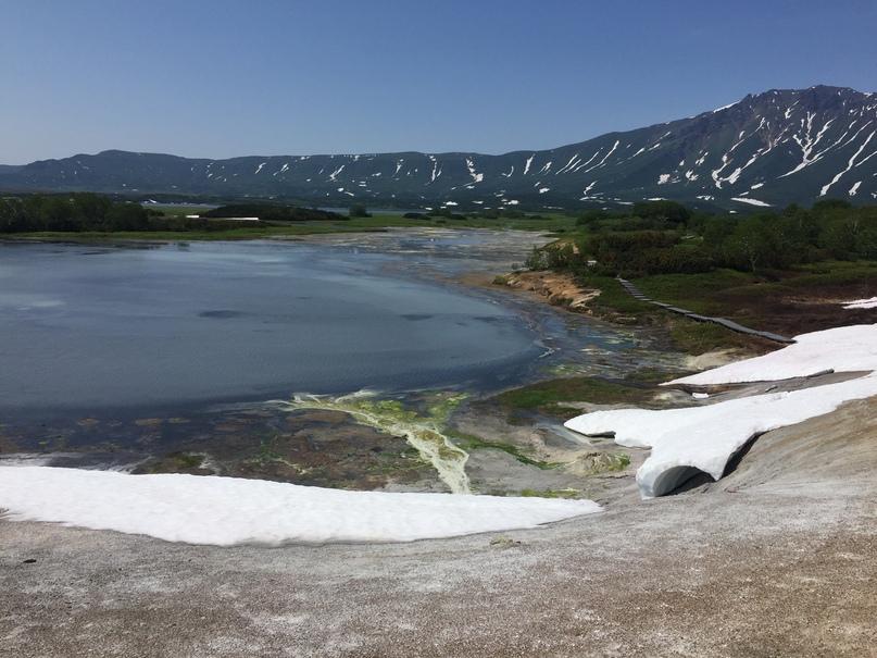 Вертолетная экскурсия. Хлоридное озеро