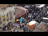 Хасиды в Умани готовятся к шествию на праздник Рош Ха-Шана Strana.ua