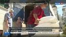 Новости на Россия 24 Сирийские дети сироты получили гуманитарную помощь из Минска