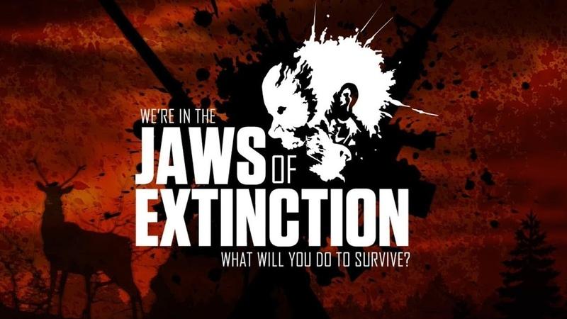 Новая выживалка про Зомби Jaws Of Extinction™ В Раннем Доступе