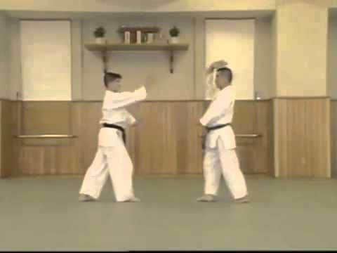 Shomen Uchi Ikkajo Osae 1
