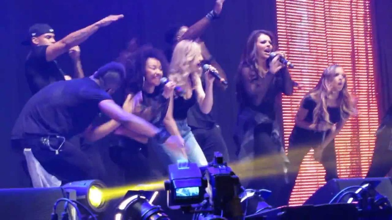 Little Mix - Move - Radio City Live December 2013