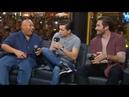 Tom Holland Jake Gyllenhaal and Jacob Batalon CCXP18 Interview