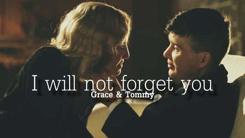 Grace Tommy || I will not forget you