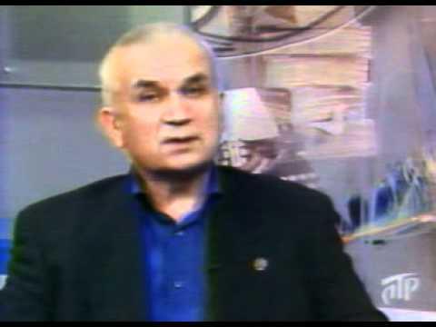Зазнобин В М 2004 04 07 Беседа в ТВ передаче Источник вдохновения