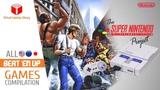 All SNESSuper Nintendo Beat 'Em Up Games Compilation - Every Game (USEUJP)