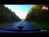 Названы самые опасные дороги Вологодчины