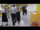 Занятия аргентинским танго в танцшколе Dance Life 16 09 18 Клип