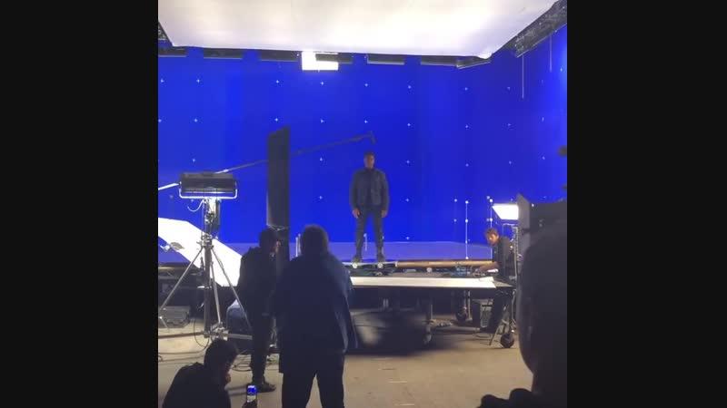 John Boyega BtS Episode IX