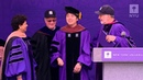 2015 Commencement Pianist Lang Lang Performs