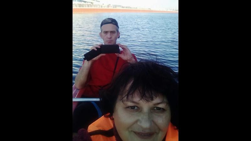 Русский indoor rowing Concept 2/ Как зимой погребешь - так летом и покатаешься!:)