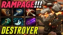 Miracle Tiny RAMPAGE DESTROYER Highlights Dota 2