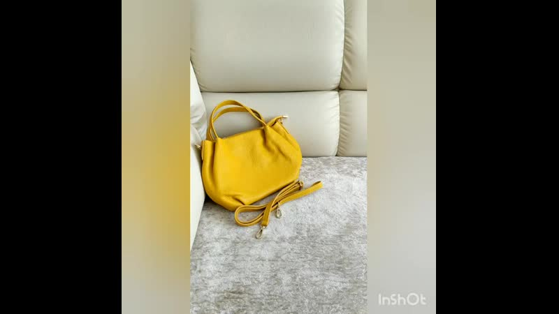 Обзор на сумочку зефирку арт 1it0001ye